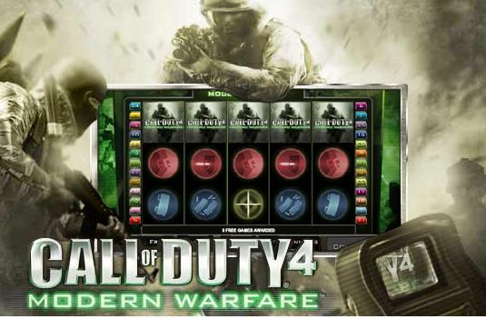 Call of Duty 4 Online Spielautomat