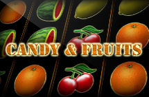 Candy and Fruits Online Spielautomat