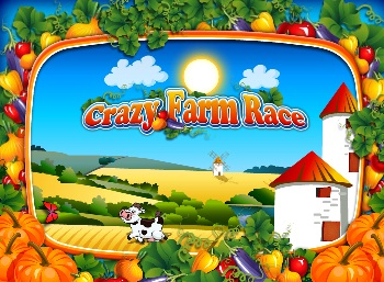 Crazy Farm Race Spielautomat