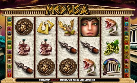 Medusa Spielautomat
