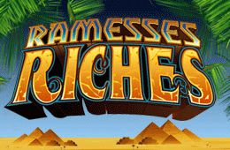 Ramesses Riches Spielautomat