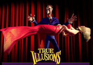 True Illusions Online Spielautomat